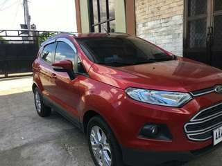 Ford ecosport a/t gas