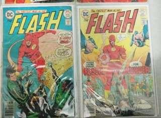 Flash 245 and 246 (bronze age run)
