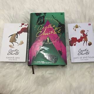 Paket novel agatha christie