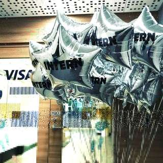Balloon printing vinyl stickers company balloon