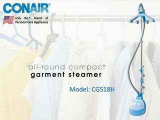 CONAIR ALL AROUND CONPACT GARMENT STEAMER