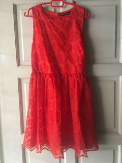 Zara dress M size