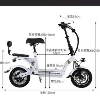 E scooter. LTA compliant. Instock