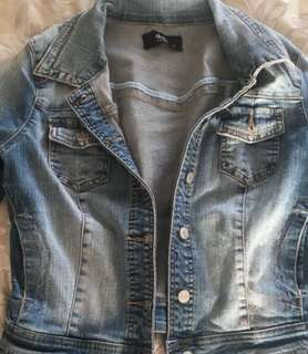 DOTTI DENIM JACKET