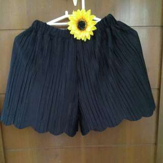 💛XL Pleated shorts