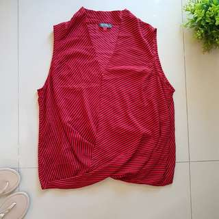 Vince Camuto Top XL