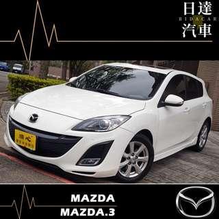 MAZDA MAZDA 3 2.0 2011