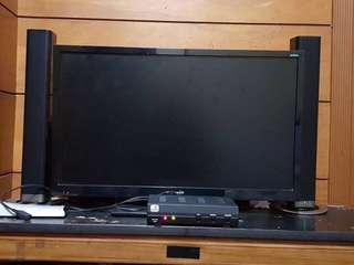 Bauhn 24 Inches Flat Screen TV