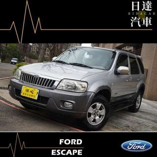 FORD ESCAPE 2.0 2004