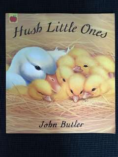 Hush Little Ones Picture Book