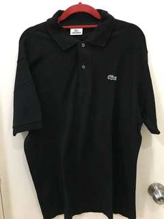 Lacoste Orig Classic Sports Shirt Size 5