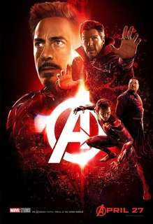 4X Avengers infinity war team up poster posters wooden frame Age of Ultron