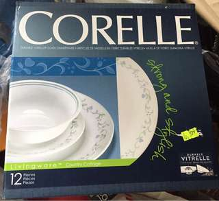 Corelle Dining Ware Set