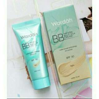 BB cream Wardah everyday spf30 beauty balm