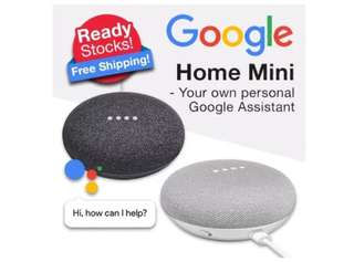 Google Home Mini - with Google Assistant