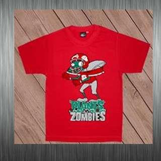 Plants VS Zombie tshirt