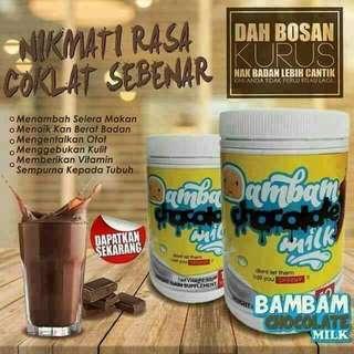 BamBam Choclate milk