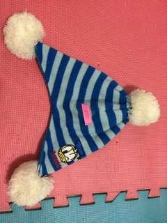 Tokyo Disneyland Donald duck's pompom hat