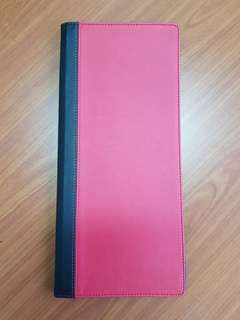 Menu Folder (Synthetic Leather)