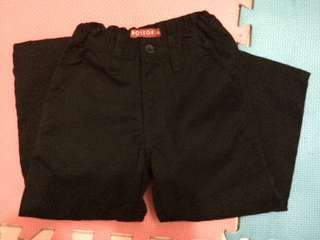 Black formal pants for kids