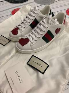Gucci Ace Sneakers Repriced!!!!