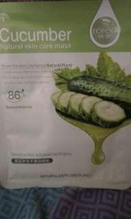 Rorec Cucumber Mask