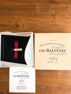 Balvenie Vintage 1964