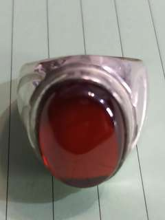 BN Thai Naga Stone Ring size 18