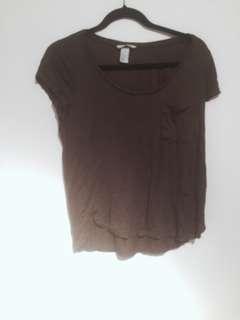 Dark Olive Green Shirt