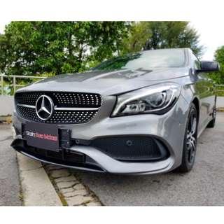PROMOTION Till June New Mercedes-Benz CLA-Class CLA180 AMG Line (facelift)