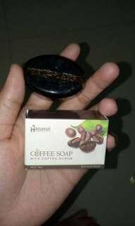 Sabun coffee hanasui