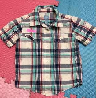 babyGap polo shirt