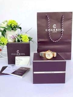Brand new Charriol Forever Watch