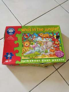 Educational Toys from Orchard Toys (puzzles)