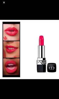 Dior Rouge Lipstick #520 Feel Good