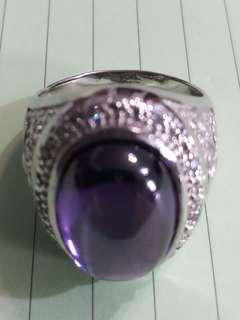 BN Thai Naga Stone Ring size 18.5