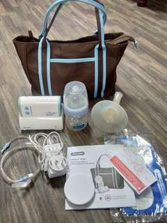Brand First year elektrik breast pump