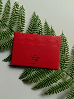Brand New Cardholder - Red