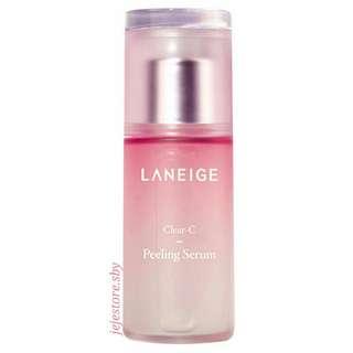 (FREE ONGKIR*) Laneige Clear C Peeling Serum (share size)