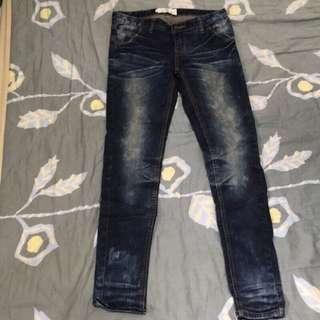 🚚 FIFTY PERCENT牛仔褲
