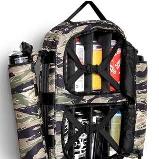 Sprayground Graffiti utility bag 塗鴉噴漆背包