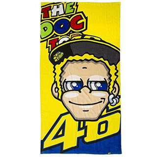 VR46 The Doctor Beach Towel