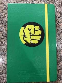 Limited edition Marvel Avengers MOLESKINE notebook