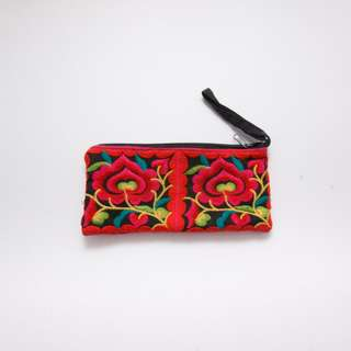 Chiang Mai Embroidered Clutch