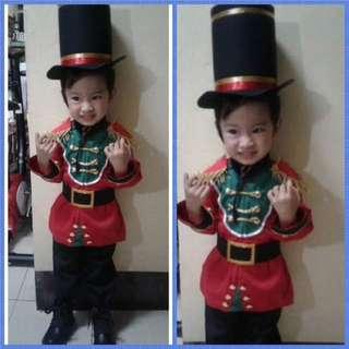 Little Drummer Boy Costume