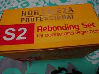 Hair rebond cream/ treatment