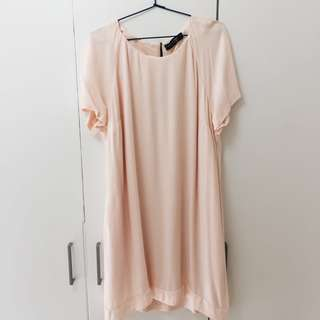 Dorothy perkins Peach dress
