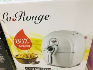 La Rouge Air Fryer Made in France