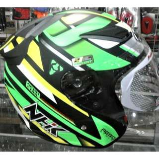 promotional pricing for go green nhk helmet
