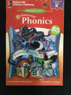 Phonics- Poems Stories Riddles